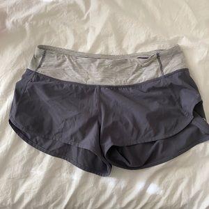 Lululemon Speed Up Shorts - Size 6
